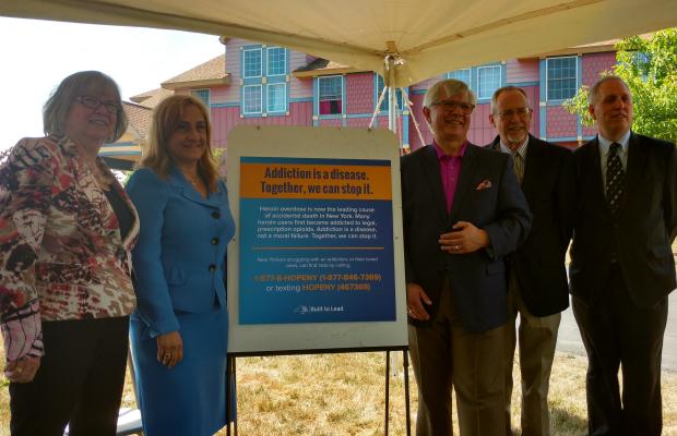 ... Tompkins program grant to fund drug rehabilitation efforts - I-100