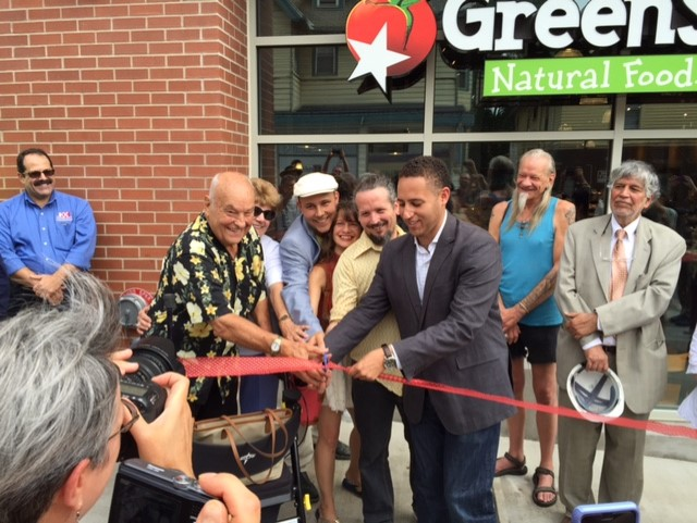 """Collegetown Crossing"""" building officially opens in Ithaca 